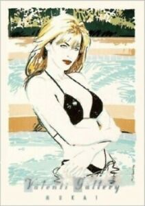 Dennis Mukai SUMMER Valenti Gallery Rare Lithograph Out of Print Mirage Editions $33.99