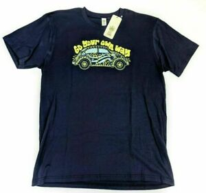 Soul Flower Eco Friendly T Shirt Go Your Own Way Size Med $19.95