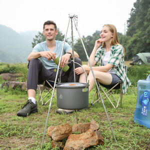 Outdoor Picnic Equipment Barbecue Cooker Set Picnic Camping Supplies