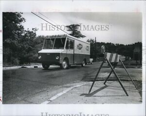 1976 Photo Pcrussell Co Alabama Road Construction Work 10X8