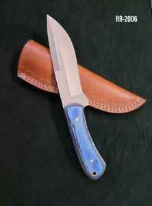 Ramp;R Collections New Handmade Custom Hunting knife Manufactured