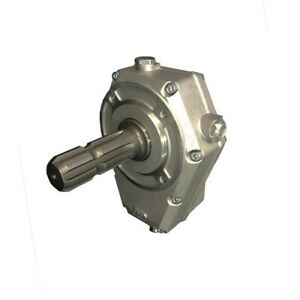 Hydraulic Series 60000 PTO Gearbox Group 2 Male Shaft Ratio 1:3 10Kw 33 60001 $235.17