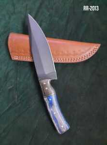 Ramp;R Collections New Handmade Custom Hunting Knife Fixed Blade Best Quality