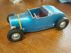 Vintage ALL AMERICAN HOT ROD Tether Car $350.00