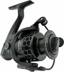 Spinning Fishing Reels 121BB Ultra Lightweight Size 4000 Color: BE Black