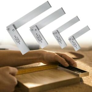 90 Degree Right Angle Ruler Engineer For Precision Durable High Quality C $16.19