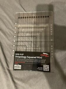 Creative Grids Stripology Squared Mini Quilting Ruler 6.5quot; Crafting Tool New $35.00
