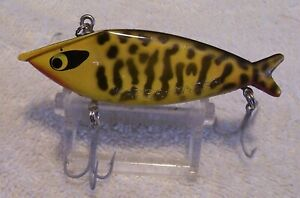 NICE VINTAGE SMITHWICK WATER GATOR LURE 6 22 21P 3.25quot; COACH
