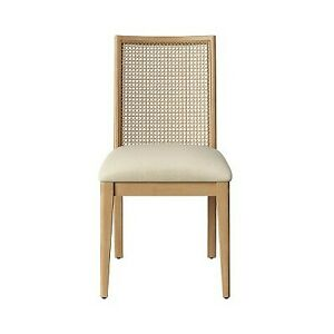 Corella Cane and Wood Dining Chair Opalhouse