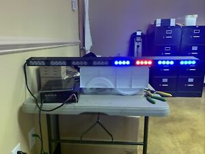 red and blue back lights $70.00