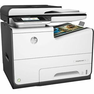 HP PageWide Pro 577dw Multifunction Printer Print Copy Scan Fax D3Q21A $725.00