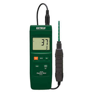 EXTECH MF100 AC DC Magnetic Meter50 60 HzLCD $503.82