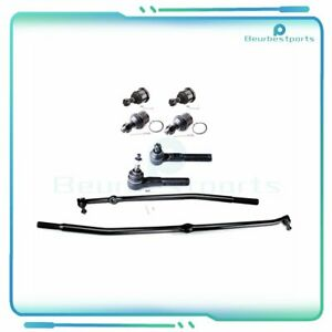 8pc Steering Parts Steering Kit Ball Joint Fits 2003 2008 Dodge Ram 1500 2500 $126.67