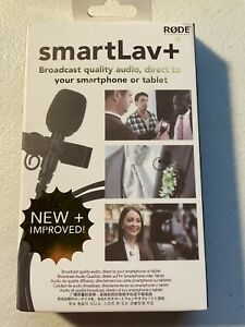 Rode Smartlav Lavalier Microphone for Smartphones and Tablets $39.00