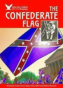 Confederate Flag Library Binding Hal Marcovitz
