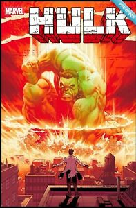 HULK #1 Main Cover A Donny Cates New Series Available 11 10 $4.45