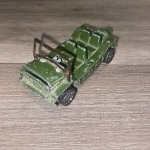 Vintage Dinky Models Austin Mini Moke Army Green Ideal For Restoration Made GB GBP 7.99