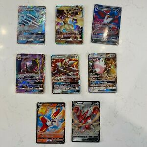 Lot of 8 Pokemon Cards 6 GX Cards $15.00