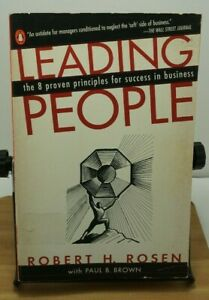 Leading People: The 8 Proven Principles for Success in Business $2.89