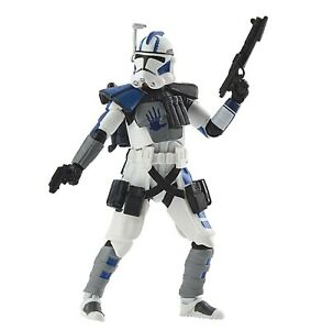 `Star Wars 3.75 Inch VINTAGE ARC TROOPER ECHO The Clone Wars VC176 Action Figure $25.88