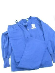 Chamberlain College of Nursing XS Long Sleeve Button Jacket and Pants