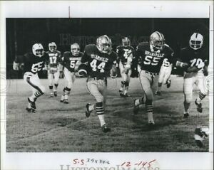 1978 Photo Mark Pike Of Hogansville Football In Game 10X8