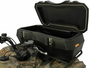 Black Boar ATV Front Storage Box Inludes All Mounting Hardware 66011 $199.18