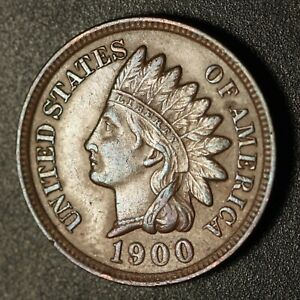 Lot Of 1 Indian Head Cent 1900 1909 G SHIPS FREE