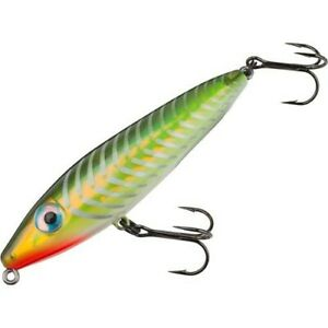 Mirrolure C85MR GCSB Assorted Topwater 3D Fishing Saltwater Lure