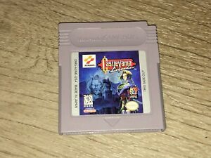 Castlevania Legends Nintendo Game Boy Cleaned Tested Authentic $179.99