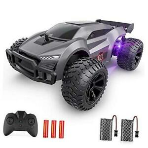 Remote Control Car 2.4GHz High Speed Rc Cars Offroad Hobby Rc Racing Car $38.16