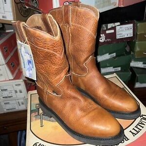 Justin Work Boots 9D