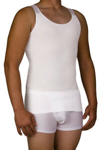 MEN'S COMPRESSION SHIRT TANK #993 UNDERSHIRT 6PK