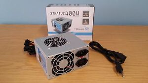New PC Power Supply Upgrade for Gateway E Series E 9220T Computer