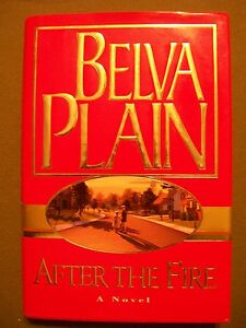 BELVA PLAIN AFTER THE FIRE 2000 HC