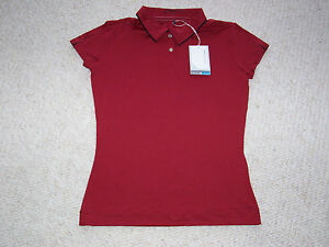 NIKE WOMENS DRI-FIT POLO GOLF SHIRT NWT