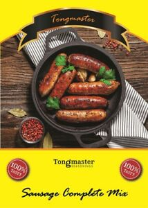 Italian Style Sausage Mix - 500g (5kg Batch)