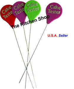 Set of 4 Cake Tester Probe Kitchen Tools amp; Gadgets FREE SHIPPING