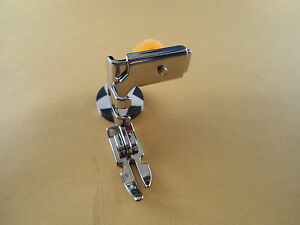 Singer 221 Featherweight Left Right Zipper Cording Piping Adjustable Foot Feet $8.25