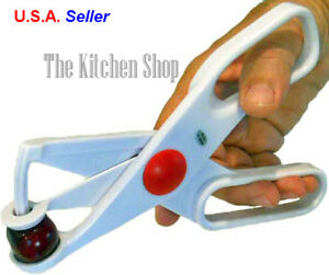 Cherry Olive Pitter Stoner Norpro - Kitchen Tools & Gadgets