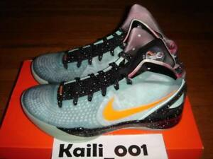 Nike Air Zoom Hyperdunk 2011 SPRM Sz 11.5 BG32 Galaxy Supreme South Beach ASG B