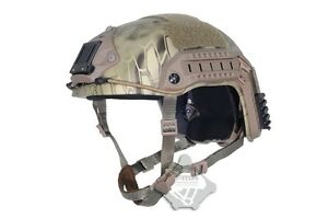 FMA MH Type maritime Helmet ABS Highlander (ML) For Airsoft mich aor1 TB835-M