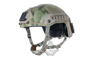FMA MH Type maritime Helmet ABS A-TACS FG (LXL) For Airsoft mich aor1 TB833-L