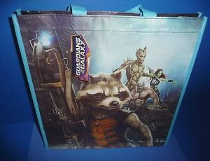 Marvel Guardians Of The Galaxy Tote Bag Large Recycled Shopper 14