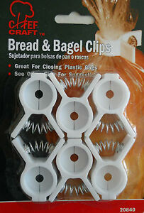 Bread amp; Bagel Clips Bag Clips Kitchen Tools amp; Gadgets FREE SHIPPING