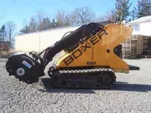 Mini Skid Steer Roto-Tiller 48