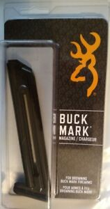 Browning BuckMark 22LR 10 Round Magazine 112055190 Steel 10rd Mag Factory OEM $29.99
