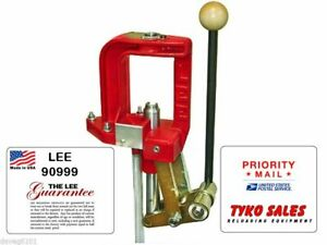 90999 * LEE PRECISION CLASSIC CAST BREECH LOCK SINGLE STAGE PRESS * NEW!