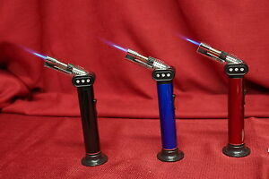 Jet Torch Butane Gas Lighter Windproof For Solder, Camping Cigar Cooking NEW #N4