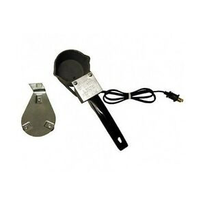 Electric Ladle Cast Iron Pot Melt Pour Lead Molds Dipper